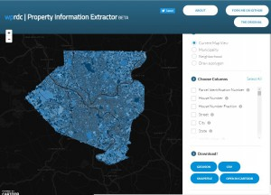 Property Information Extractor