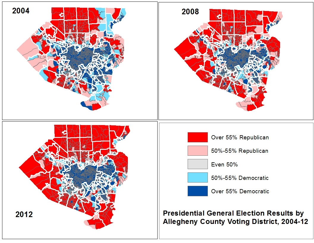 Guide to Election Results Data in Allegheny County • WPRDC